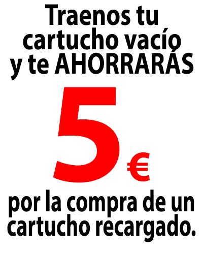 descuento de 5€