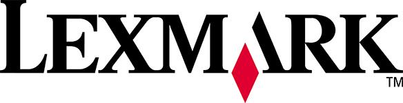 logotipo Lexmark