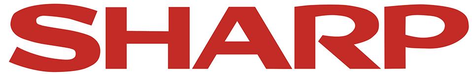 logotipo Sharp