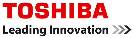 logotipo Toshiba
